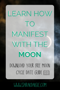 Step Into Your Power and Get What You Want with the Moon Cycles