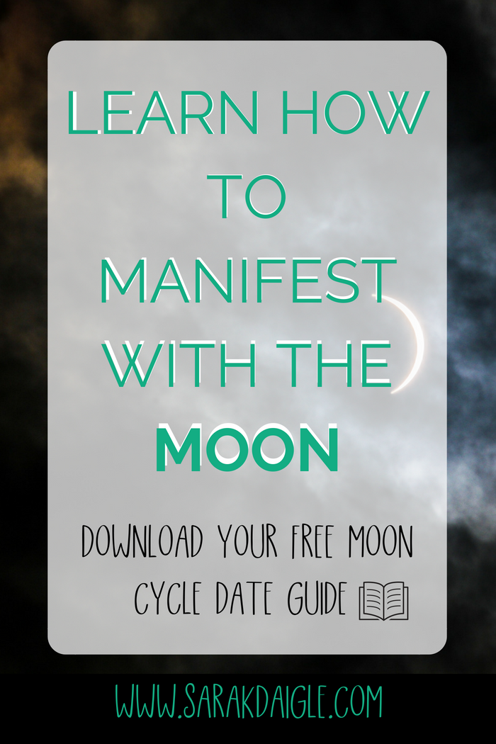 Learn How to Manifest with the Moon