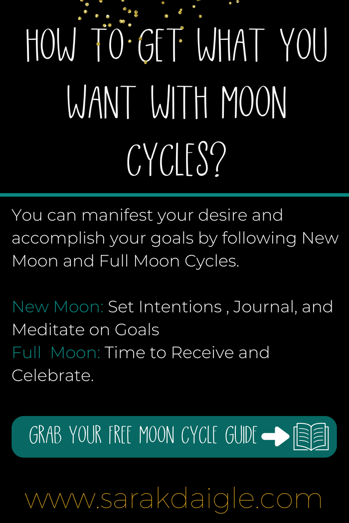 Moon Manifesting with Lunar Cycles