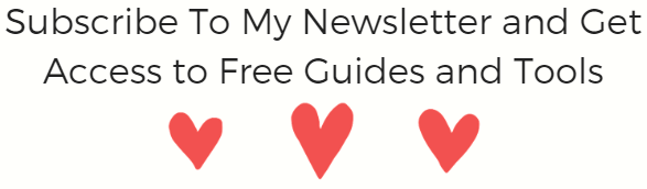 Newsletter Access & Freebie