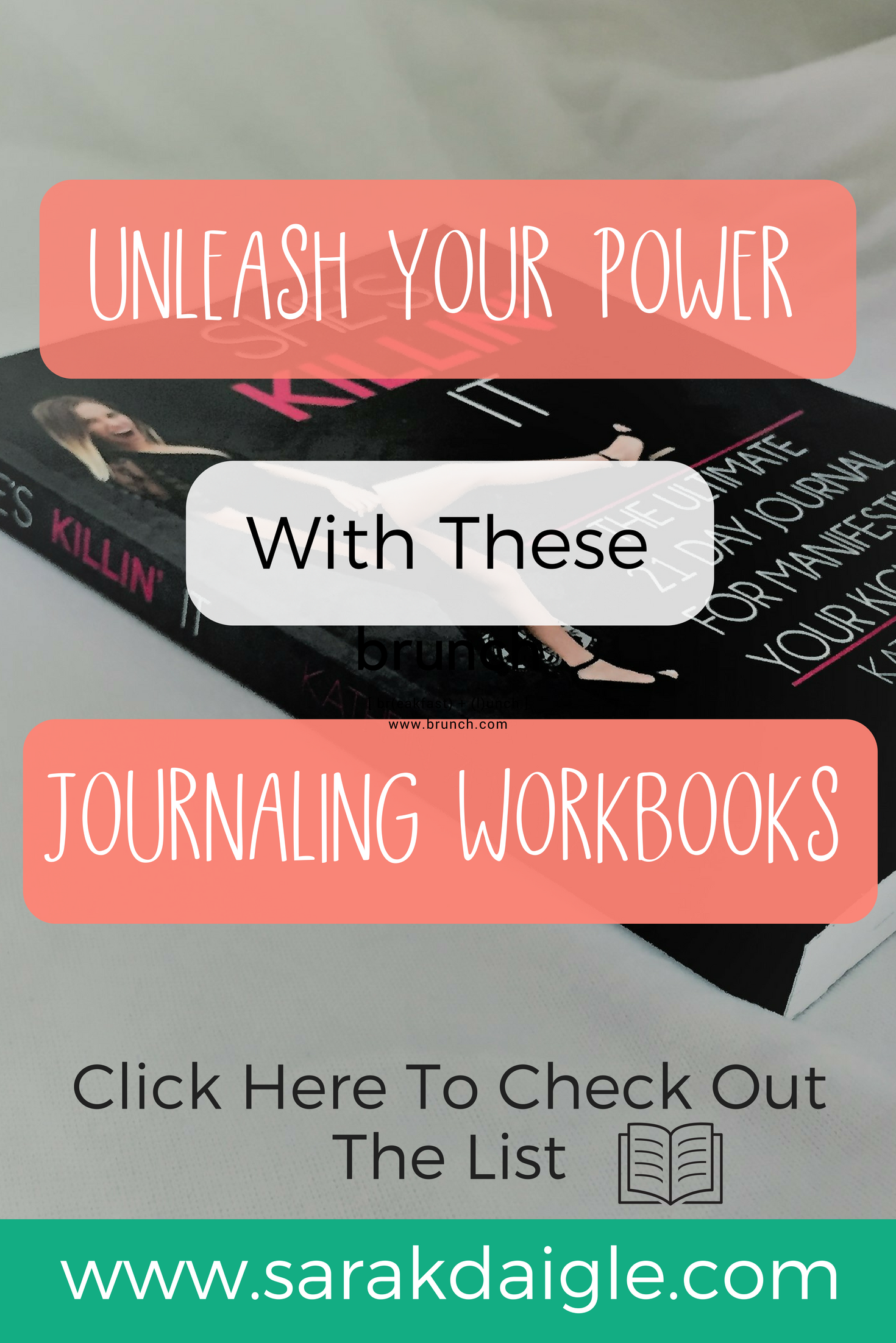 Boss Babe Work Books to Unleash Your Power and Passion