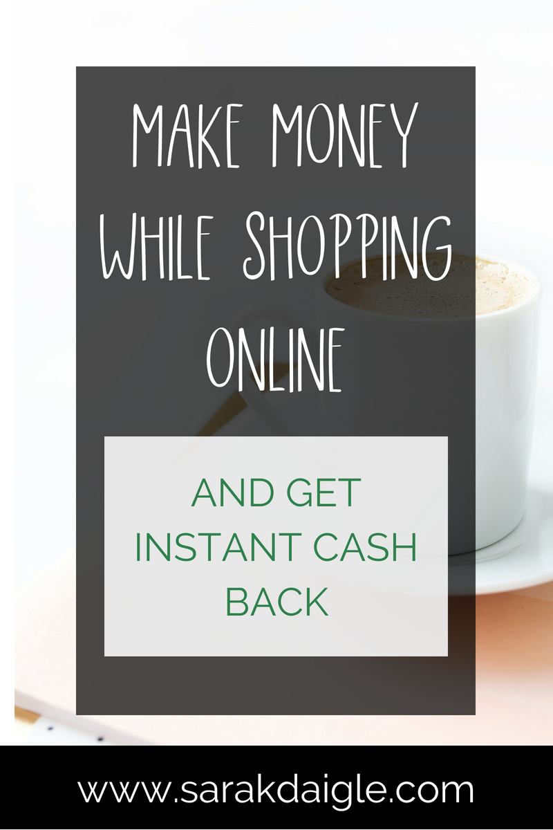 Use Ebates Now for Instant Money and Cash Back