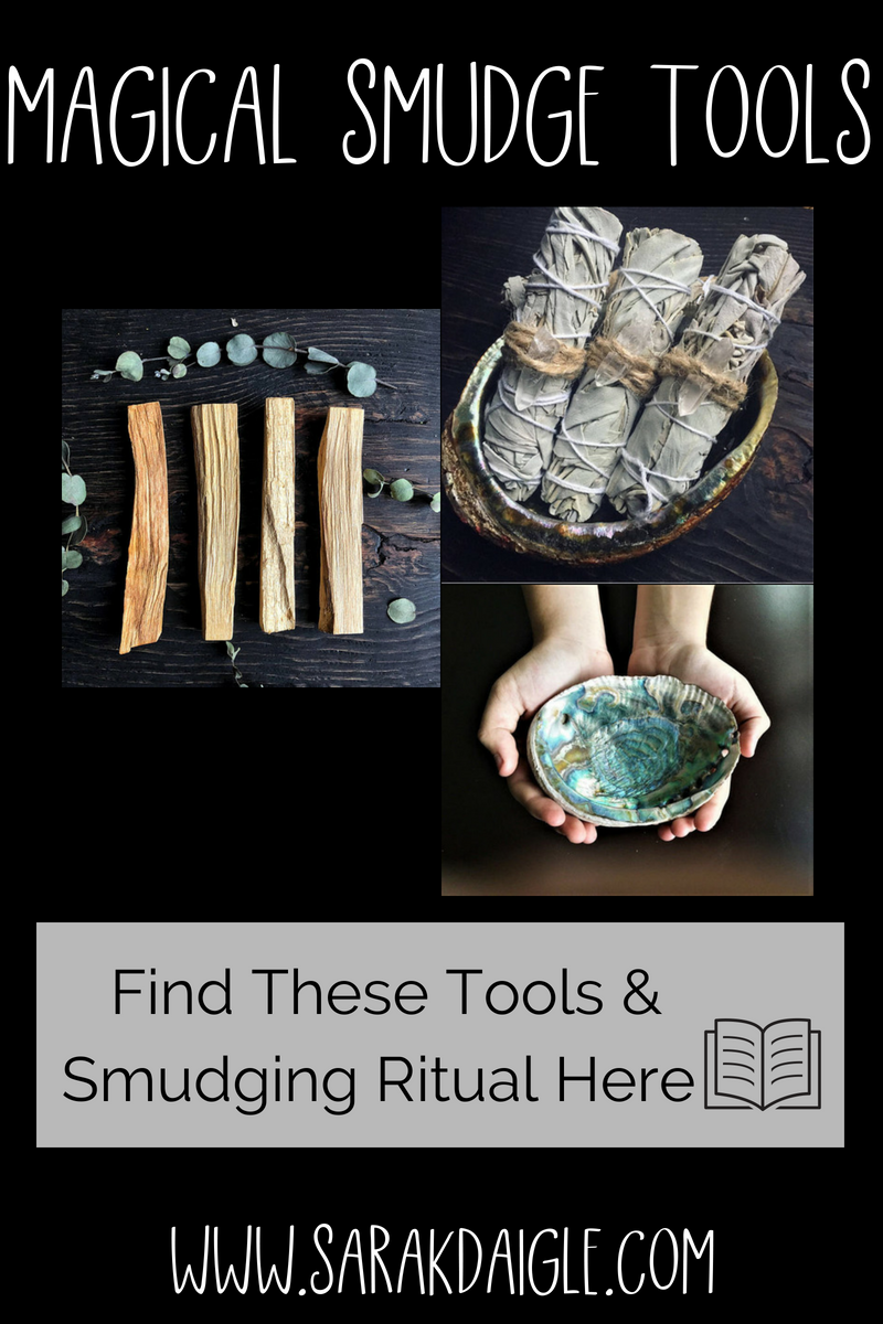 Smudging Tools how to smudge