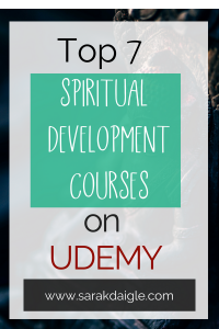 Top 7 Spiritual Development Courses on Udemy