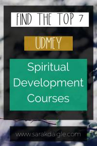 Udemy Spiritual Development Course (1)