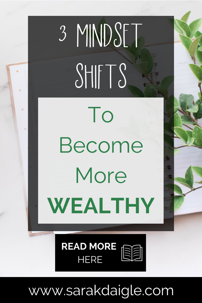 Become More Wealthy with Mindset
