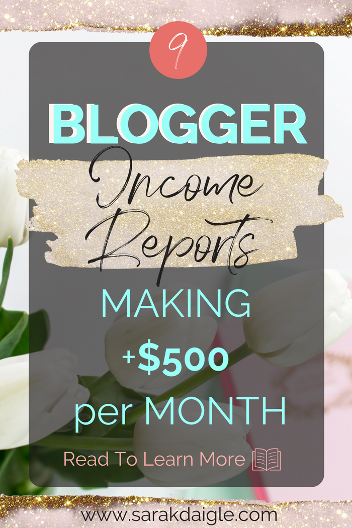 Bloggers Making Money Online