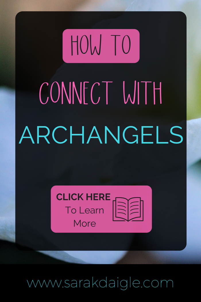 How To Connect To Archangels