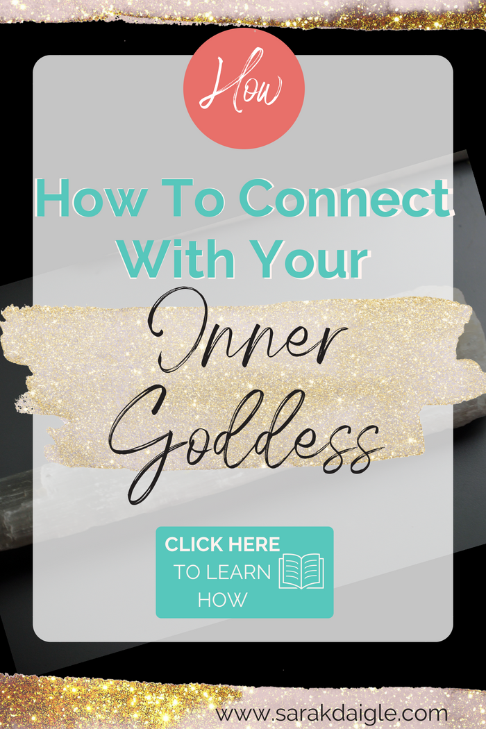 How to Connect To Your Divine Feminine