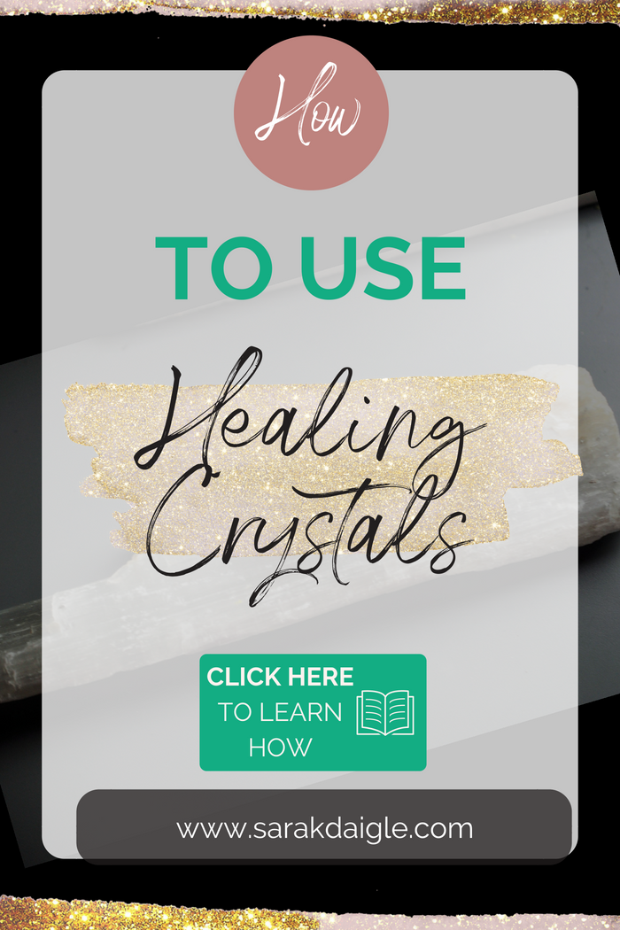 How to Use Healing Crystals for Beginners