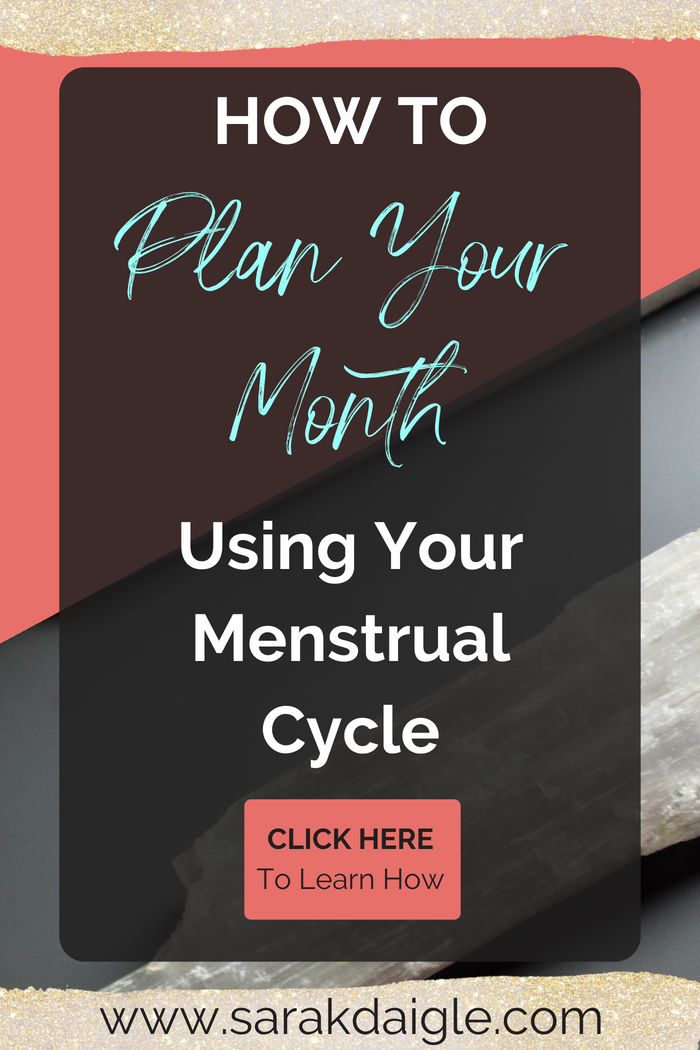 How to Use Your Menstrual Cycle to Plan Your Month (4)