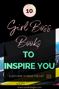 10 Girl Boss Books to Inspire and Motivate You