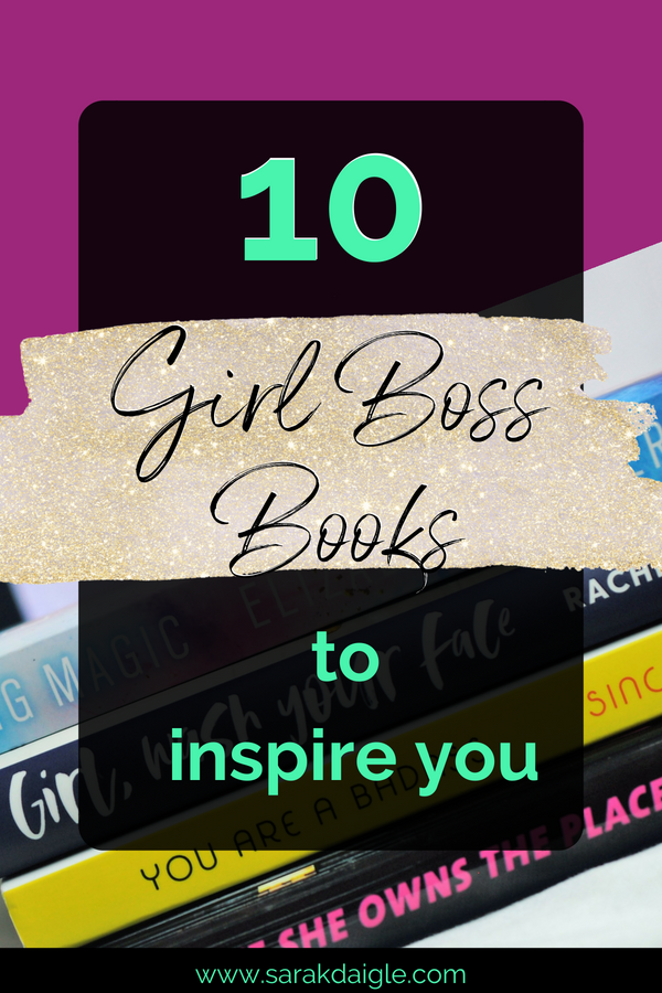 Must Read Motivational Books for Boss Babes