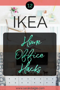 12 Stunning Ikea Home Office Hacks