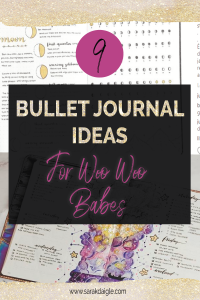 9 Bullet Journal Ideas for Woo Woo Babes