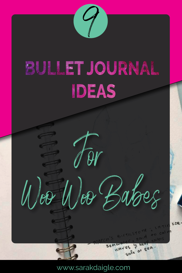 Bullet Journal Ideas Spiritual