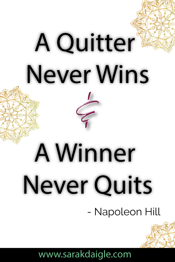 Money Mindset Quotes from Napolean Hill - NLP Mindset Coaching