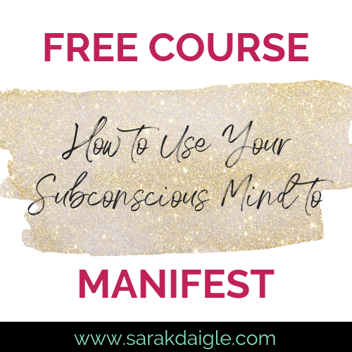Using Your Subconscious Mind to Manifest