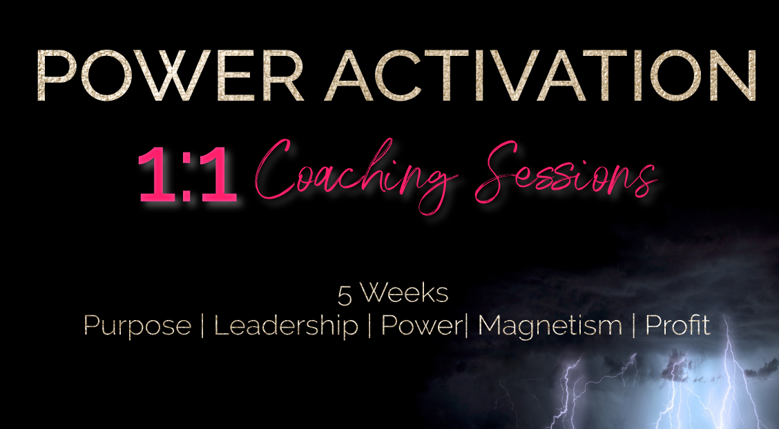 Activating Your Full Power Coaching